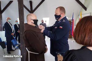 Maciej OFM policja